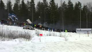 WRC Rally Sweden 2015: Stages 19 - 20