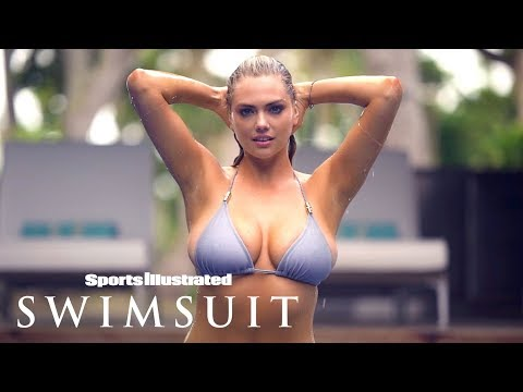Kate Upton Takes A Dip, Gives You A Sultry Show | Irresistibles | Sports Illustrated Swimsuit