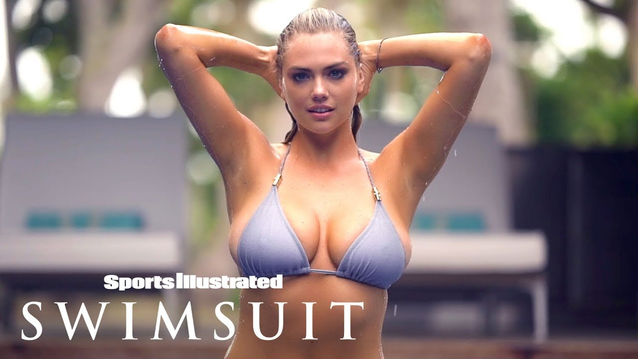 e633b8378e Kate Upton Takes A Dip, Gives You A Sultry Show | Irresistibles | Sports  Illustrated Swimsuit