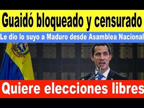 Noticias de Venezuela hoy mayo 2019, Venezuela hoy mayo noticia de última hora