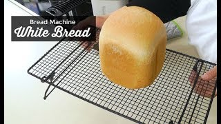 Bread Machine White Bread ~ VIVREAL Bread Maker Review ~ Bread Machine Review ~ Amy Learns to Cook