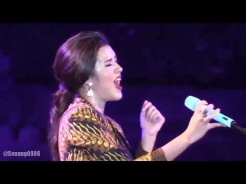 Raisa  Could It Be @ Prambanan Jazz 2016 HD