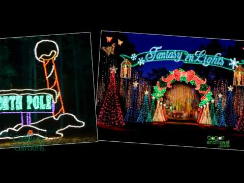 Callaway Gardens Fantasy In Lights