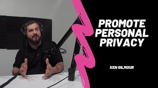 Promoting Personal Privacy | The Cybrary Podcast
