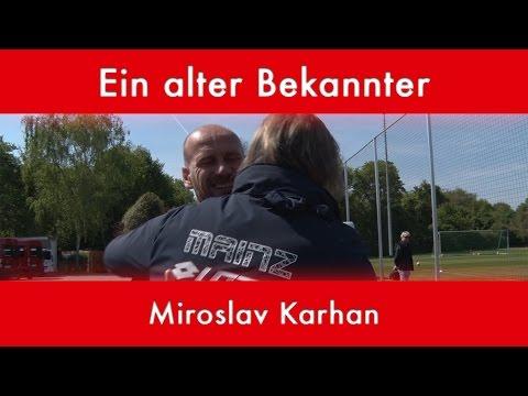 Besuch am Bruchweg | Miroslav Karhan | 05er.tv | 1. FSV Mainz 05