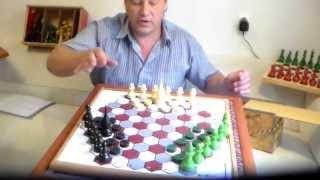 Космические шахматы. Урок № 31.