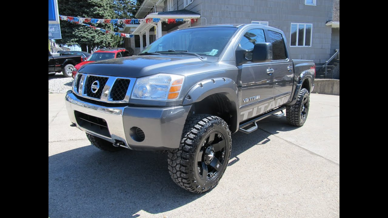 2007 nissan titan se 4x4 crew 6 lift sharp elite auto outlet 2007 nissan titan se 4x4 crew 6 lift sharp elite auto outlet bridgeport ohio youtube vanachro Choice Image