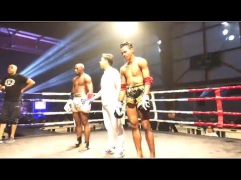 Rahu Fight, Lao Chantrea vs Celestin Mendes(france), 16 April 2017