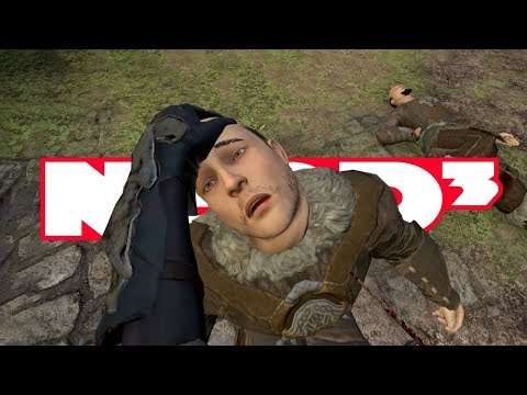 Nerd³ is a Psychopath - Blade and Sorcery