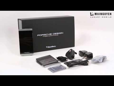 Porsche Design BlackBerry P'9982: Unboxing and Review