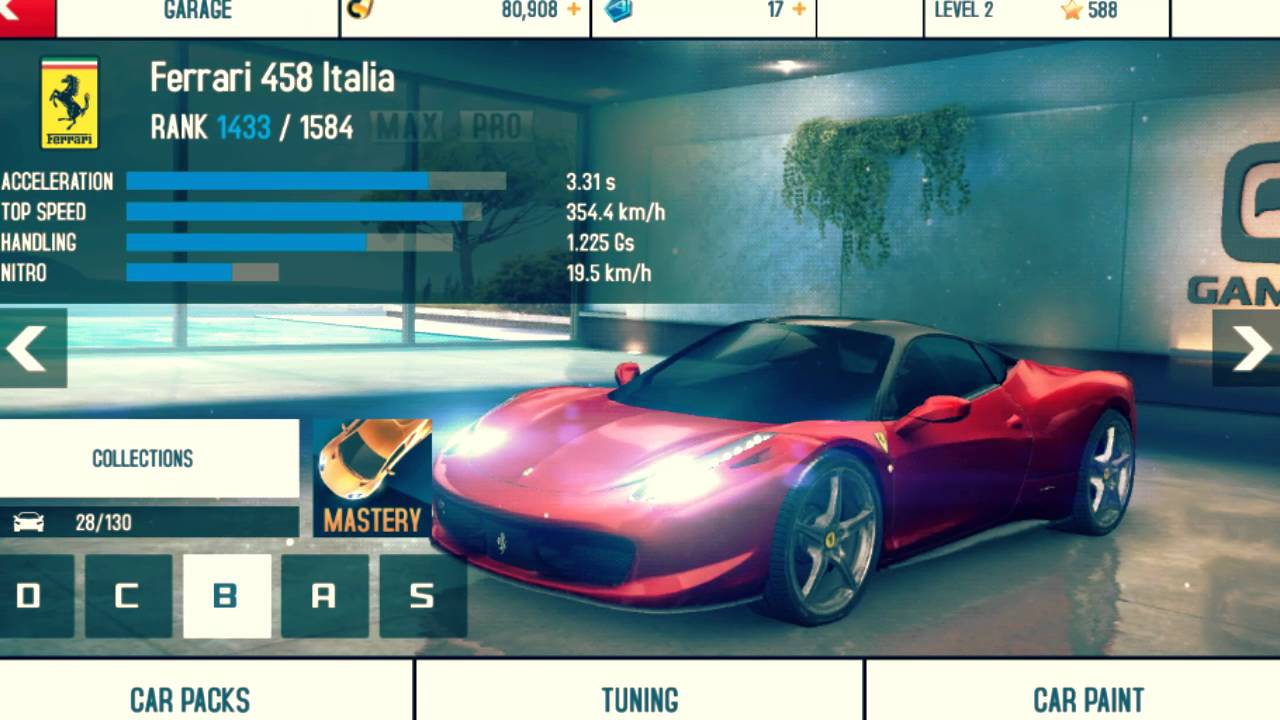 asphalt 8 best car d c b a s class watched youtube. Black Bedroom Furniture Sets. Home Design Ideas