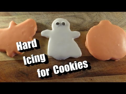 Perfect cookie icing recipe