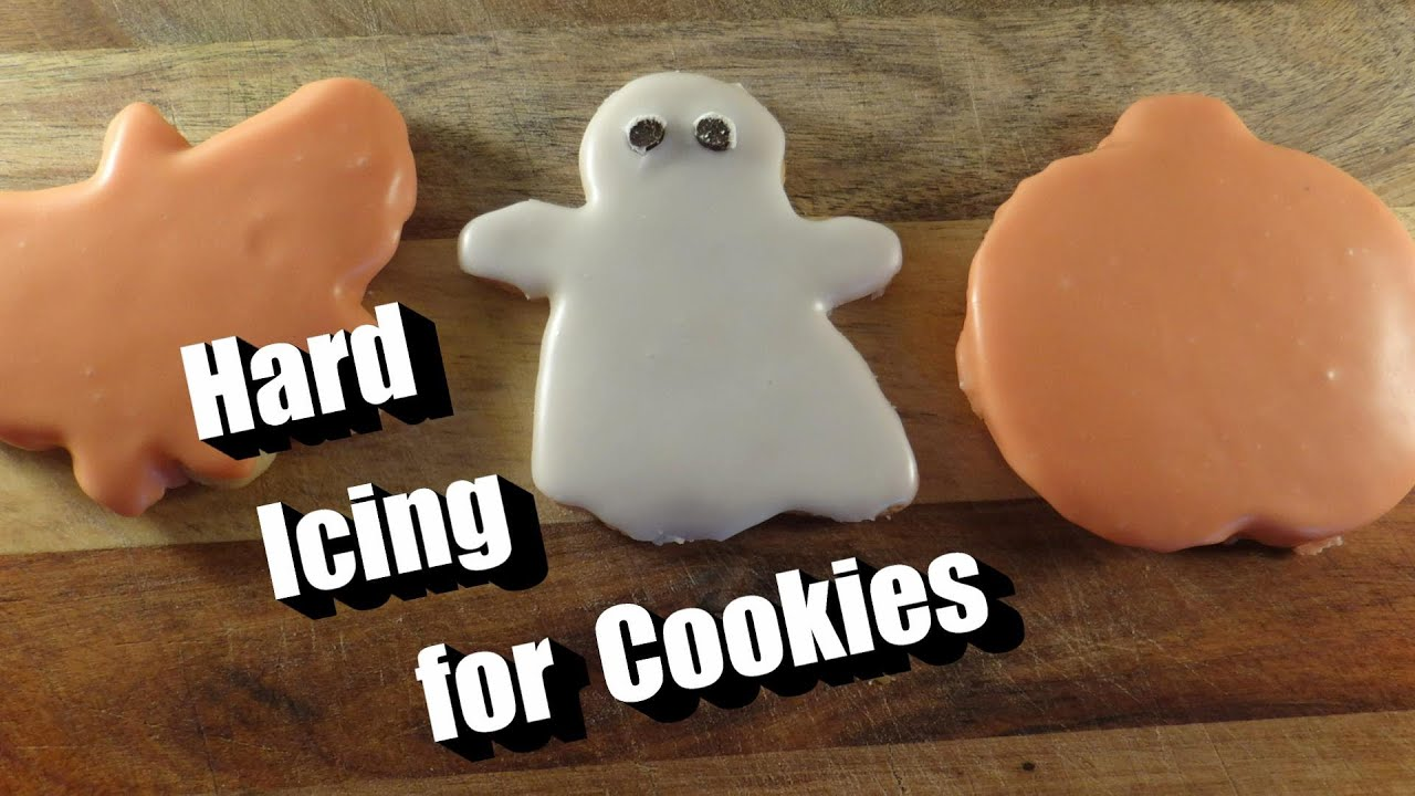 Hard Icing For Sugar Cookies Recipe Easy Make It Delicious By