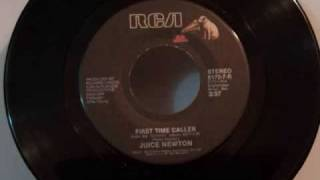 Juice Newton - First Time Caller YouTube Videos