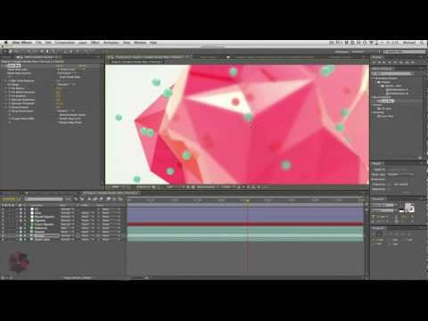 Organic Triangles [Tutorial] - GFX Buddy