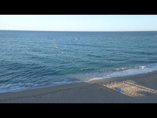 Mar creuada - Badalona - Maig 2021