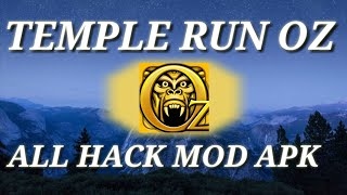 How To Download 'TEMPLE RUN OZ 'FREE OR HACK
