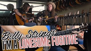 Download How To Play I'm A Lonesome Fugitive Like Billy Strings - Advanced Bluegrass Guitar Lesson Mp3 and Videos