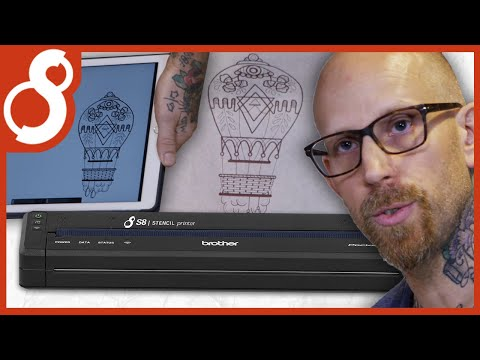 How To Use The S8 Stencil Printer With Joe Swanson