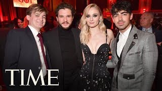 Game Of Thrones Stars Reunite In New York City For Final Season Premiere | TIME