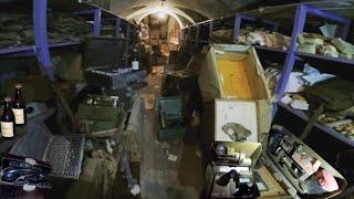 ДИГГЕРЫ нашли БУНКЕР РАЗВЕДЧИКОВ! В ЛЕСУ! Заброшенный секретный бомбар! Сталк, военное бомбоубежище