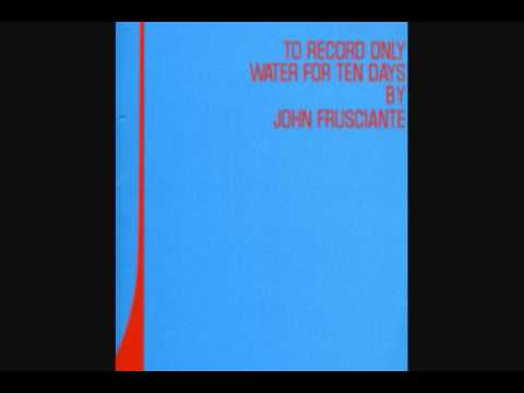 John Frusciante - Going Inside