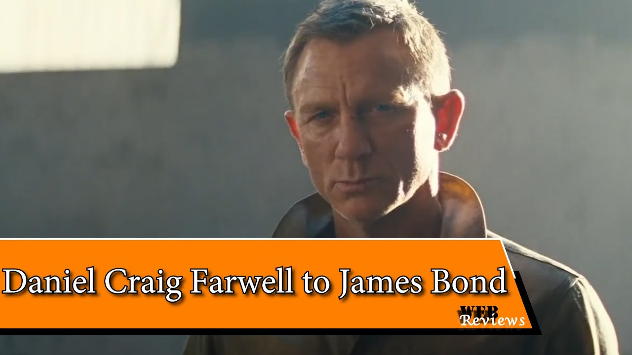No Time to Die (James Bond) – best movies of 2021 – trailer review – [no spoiler]