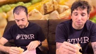 Subway Chicken Chipotle Melt With Guacamole - The Two Minute Reviews - Ep. 538 #tmr