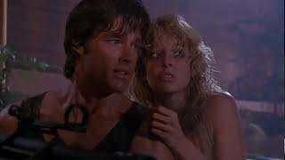 Hard Ticket to Hawaii (1987) - Cancer Snake