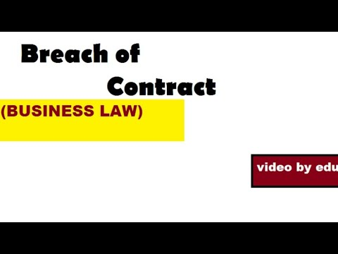 Different types of citizenships for breach of contract