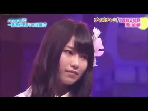 Yokoyama Yui AKB48 Cover Ai Otsuka - Kingyo Hanabi