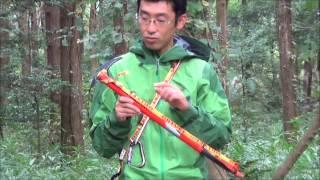 Repeat youtube video 雪山・冬山用のピッケルの選び方(長さ・おすすめ等) 登山ガイド 野中