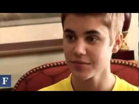 Justin Bieber Interview Forbes Magazine