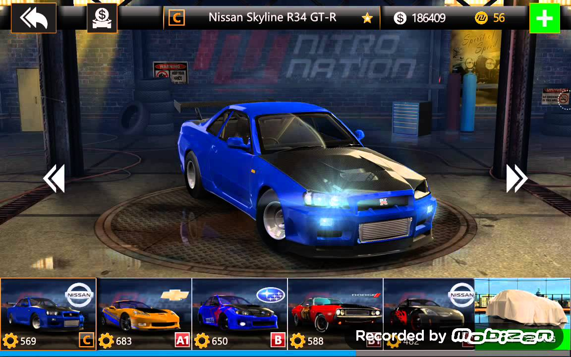 download nitro nation stories apk unlimited money