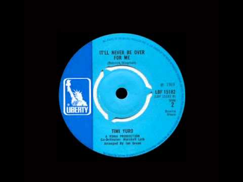 Timi Yuro - It'll Never Be Over For Me