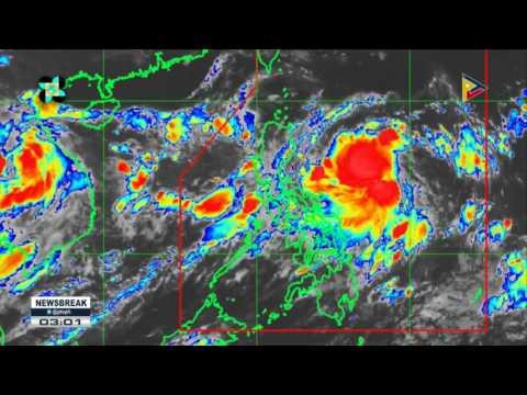 NEWS BREAK: PAGASA, naglabas na ng Heavy Rainfall Alert