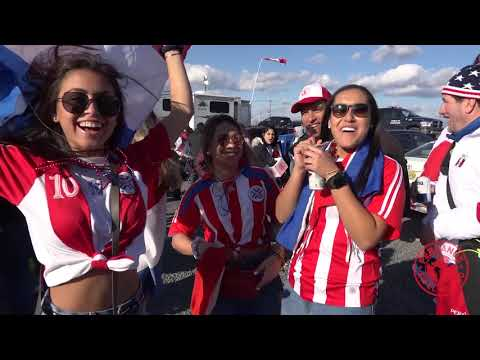 Peru vs Paraguay, Red Bull Arena, Harrison - New Jersey