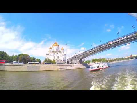 """MOSCOW RIVER CRUISE TRIP """"REAL MOSKVA"""""""