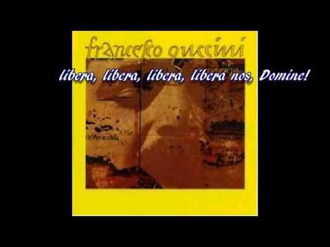 Libera nos Domine - Francesco Guccini - con testo