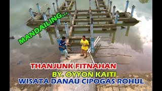 Gambar cover Thanjunk Fitnahan - Vocal Oyyon Kaiti Lihat Video.