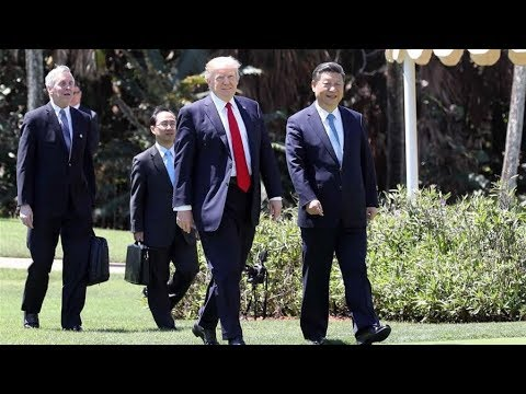 Ups and downs in bilateral ties since Trump took office