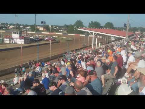 UMP Modifieds Hot Laps Terre Haute Action Track