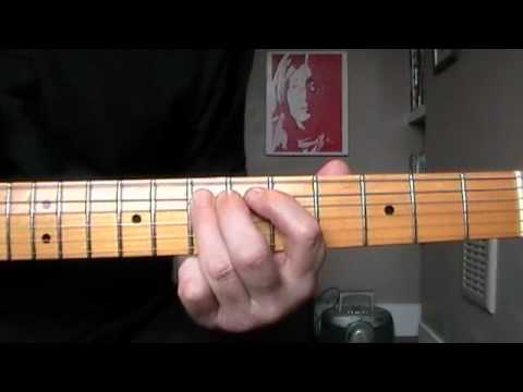 Purple Haze intro and chords jimi hendrix