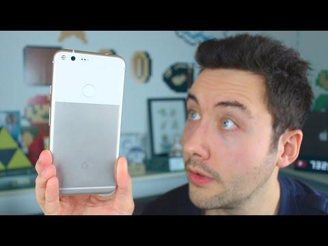 """L'iPhone """"Parfait"""" de Google : Test Pixel XL !"""
