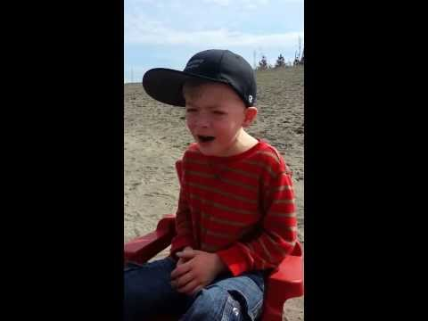 Beach Ball Tantrum