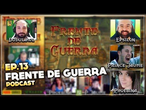 Frente de Guerra Podcast Ep. 13 - Vol'jin, Raid 8.1, JcJ y más | Programa en directo resubido