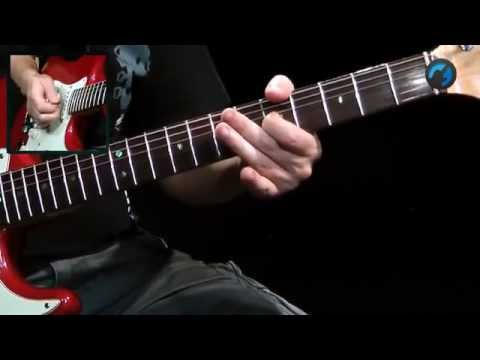 Queensrÿche  Silent Lucidity como tocar  aula de guitarra