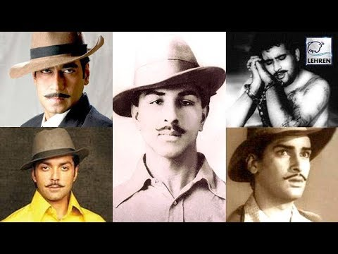 Bollywood Actors Who Played Shaheed Bhagat Singh On-Screen