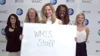 """Gambar cover """"This is Our Lab"""" 2016 - Meet the WMIS Staff"""