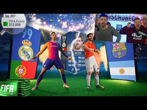 FIFA 18: 250.000 FIFA POINTS TOTY PACK OPENING ESKALATION 😱🔥 Simon hat BLAUE HAARE  ft. REZO 😂